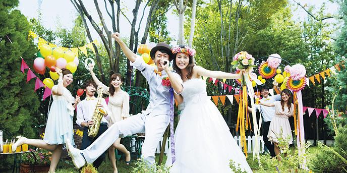 東京婚活パーティーのイメージ