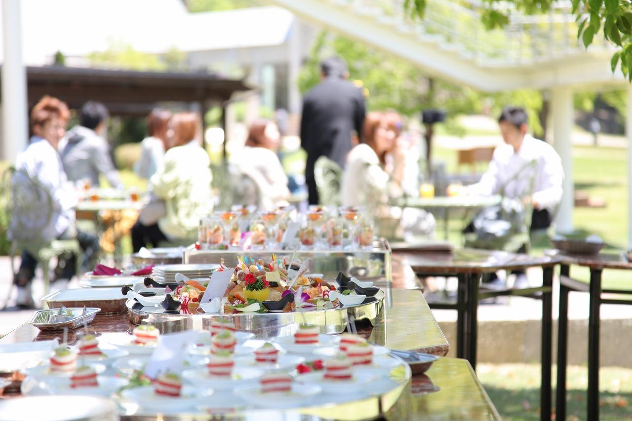 婚活パーティーの流れのイメージ